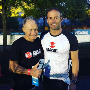 76 YEAR OLD BLIND ATHLETE CHARLIE PLASKON SET TO RACE 9TH IRONMAN TRIATHLON