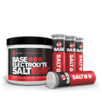 BASE ELECTROLYTE SALT WITH 4 RACE VIALS,Salt,Base Performance UK,Base Performance UK.
