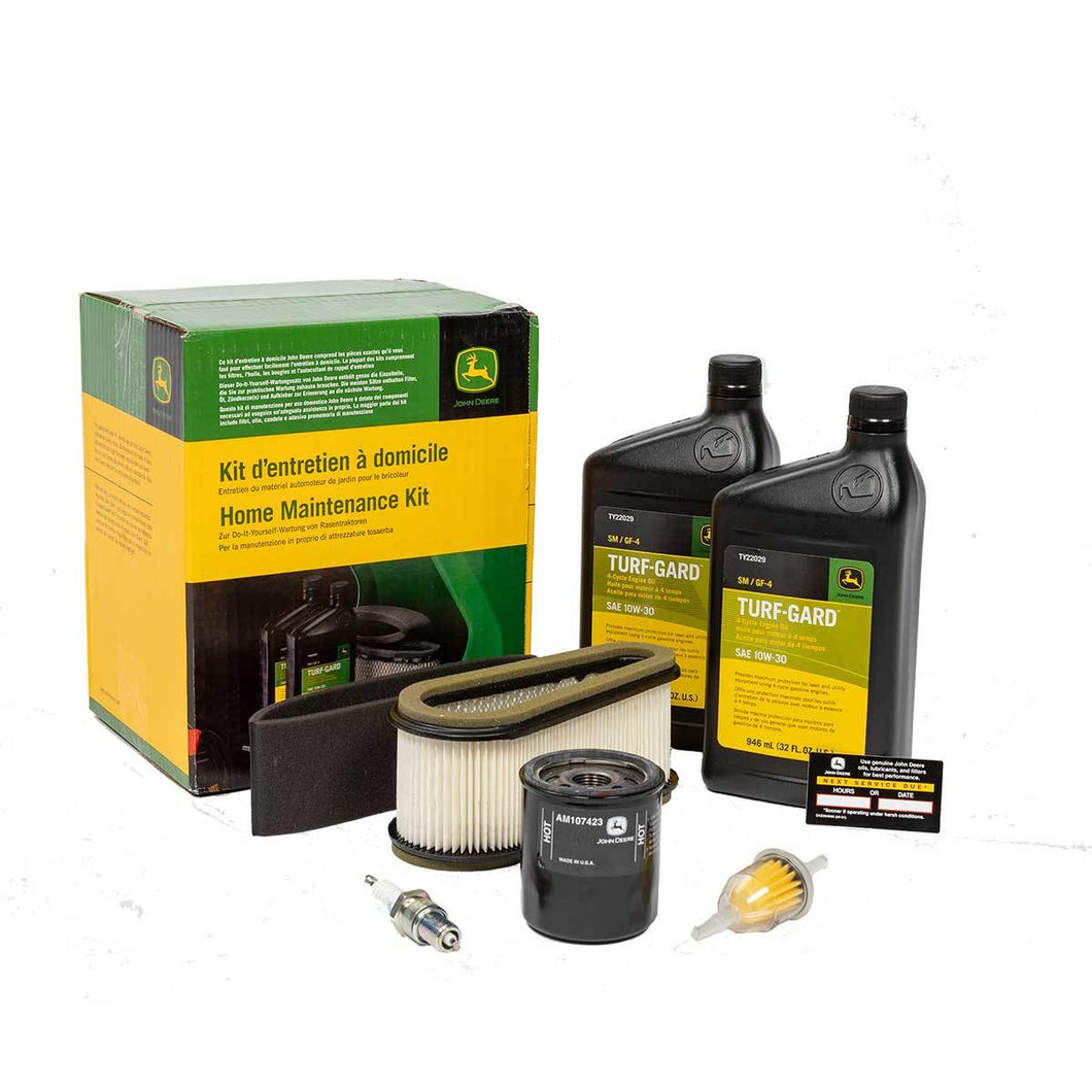 Home Maintenance Kit for 100, 200, 300, F500, GT and LX Series