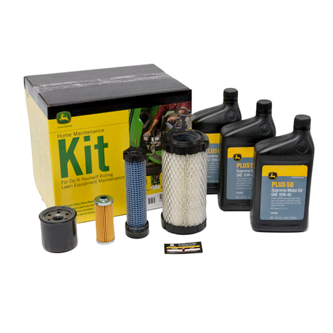 Home Maintenance Kit for Gators and X400, X500 and X700 Series Mowers