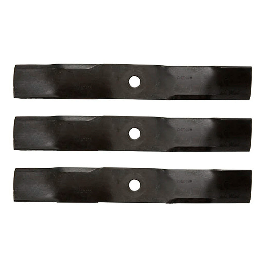 Mulching Lawn Mower Blade Set for 300, GT, GX, LT, LX, SST, X and Z Series with 48