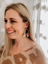 Load image into Gallery viewer, I'm All You Need Tassel Earring