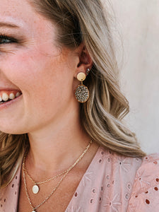 Bixby Beaded Earring