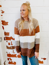 Load image into Gallery viewer, Taylor Popcorn Sweater