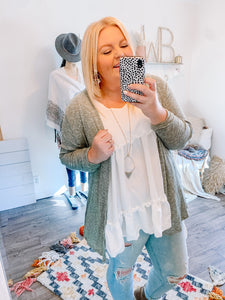 Beneath It All Cardigan