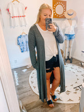 Load image into Gallery viewer, Celeste Duster Cardigan