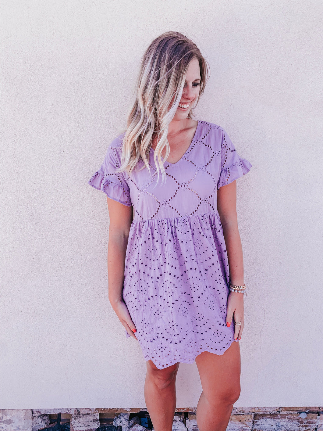 I Lilac You A Lot Dress