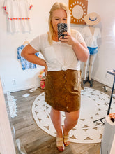 Load image into Gallery viewer, It's All Good Scallop Skirt