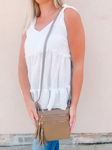 Barely There Crossbody
