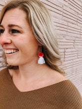 Load image into Gallery viewer, Mini Pom Tassel Earring