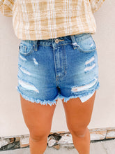 Load image into Gallery viewer, Kancan Denim Short
