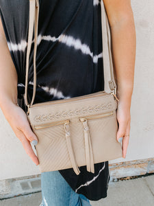 New On The Block Crossbody