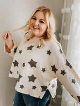 Load image into Gallery viewer, To The Stars and Back Sweater Top