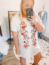 Load image into Gallery viewer, Clara T-Shirt Dress