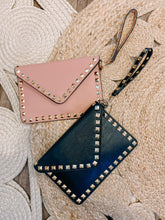 Load image into Gallery viewer, Studded Wristlet
