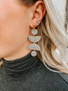 Windchill Clay Earring