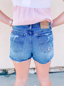 BAILEY Denim Short - Vintage Collection