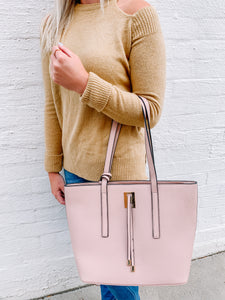 All Sorts Of Blush Tote
