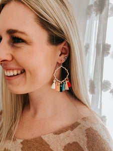 I'm All You Need Tassel Earring