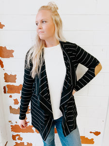 Jackie Patch Cardigan