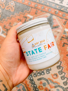 State Fair Candle