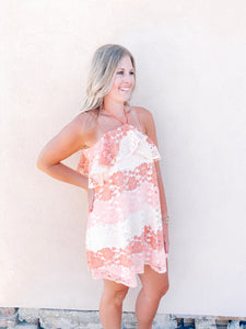 Oh, Sweetie Lace Dress