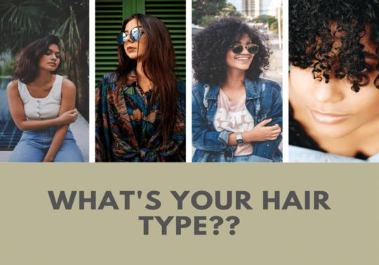 Confused about your hair type? Solve this puzzle once and for all