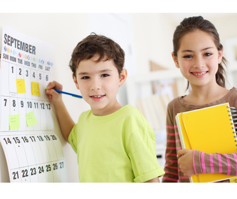 Back-To-School Planning Tips to Build Kids' Confidence