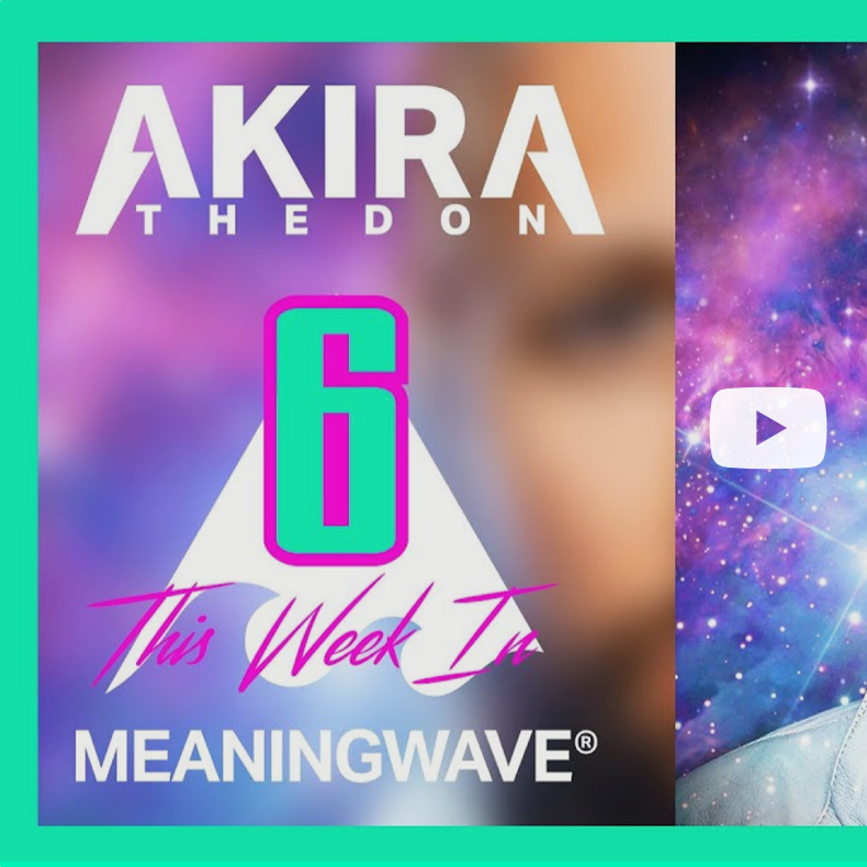 Light Work, How To Avoid Burn Out, Real Life Effects of TDH | This Week In Meaningwave 06