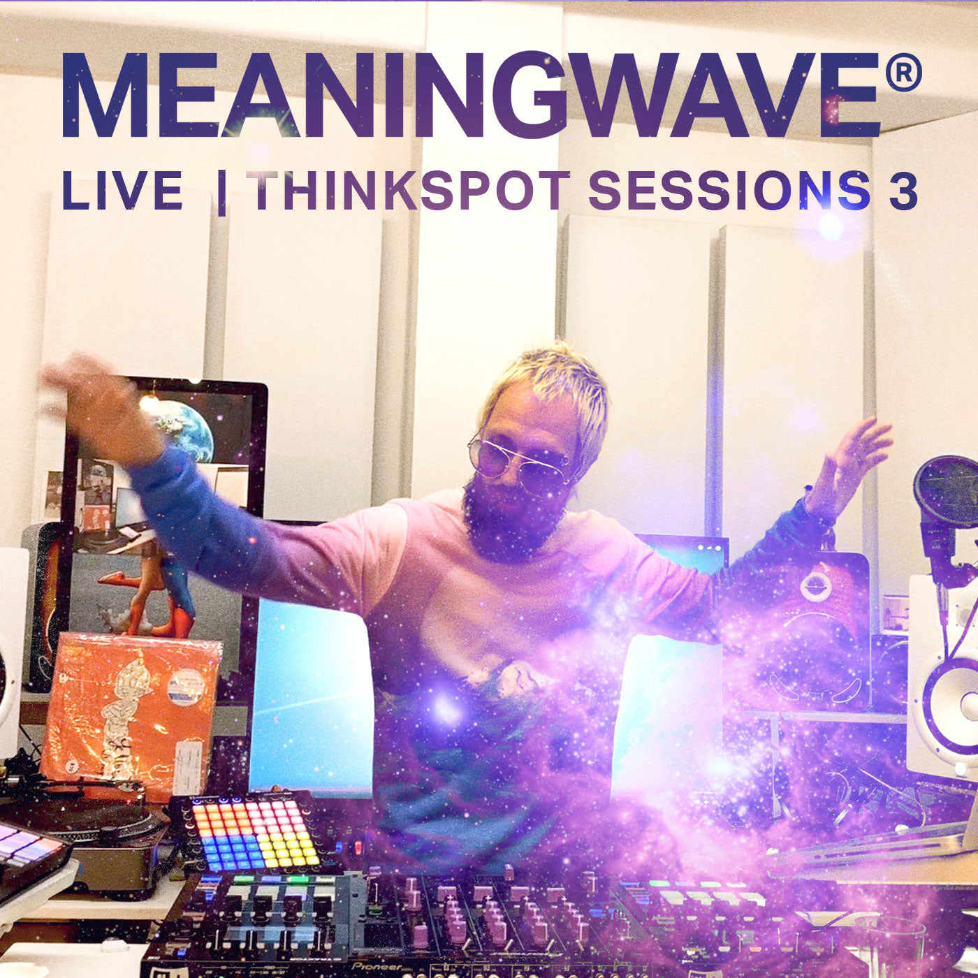 MEANINGWAVE LIVE - Thinkspot Sessions 3