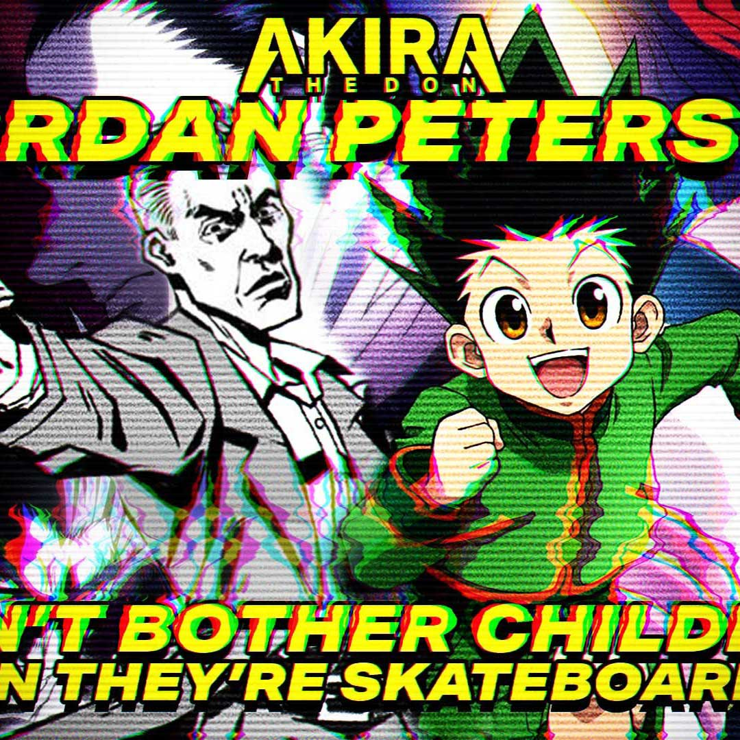 DON'T BOTHER CHILDREN (AMV)