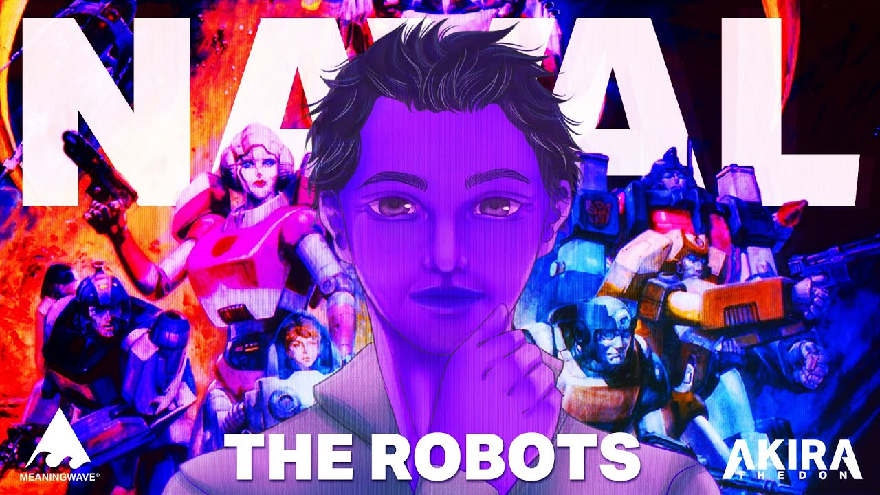 Naval Ravikant & Akira The Don - THE ROBOTS 🤖  | Meaningwave | MV