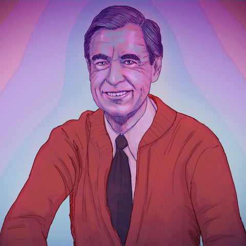Always Look For The Helpers Ft Fred Rogers Meaningwave