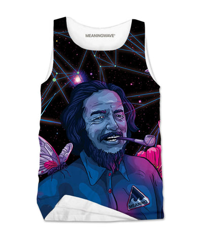 ALAN WATTS - WATTSWAVE V Men's Tank