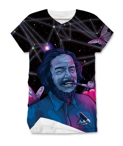 ALAN WATTS - WATTSWAVE V Women's T-Shirt