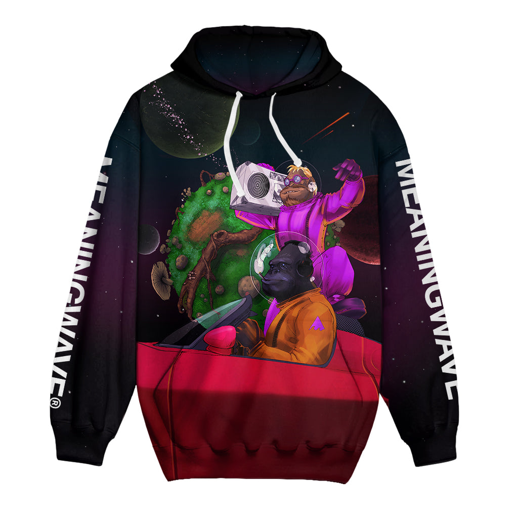 AKIRA THE DON & JOE ROGAN Hoodie