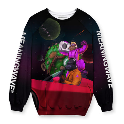 AKIRA THE DON & JOE ROGAN Sweatshirt