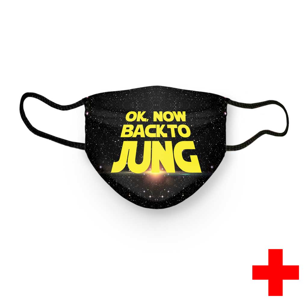 BACK TO JUNG Face Mask