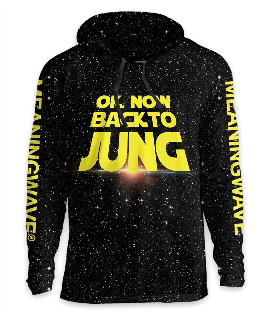 BACK TO JUNG Hoodie