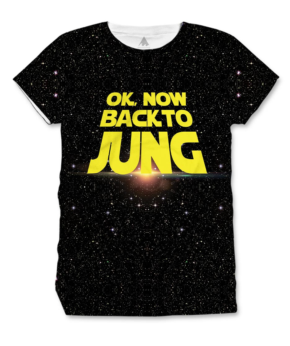 BACK TO JUNG Men's T-Shirt