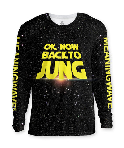 BACK TO JUNG Men's Long Sleeve Tee