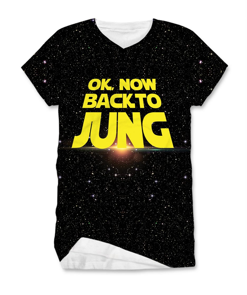 BACK TO JUNG Women's T-Shirt