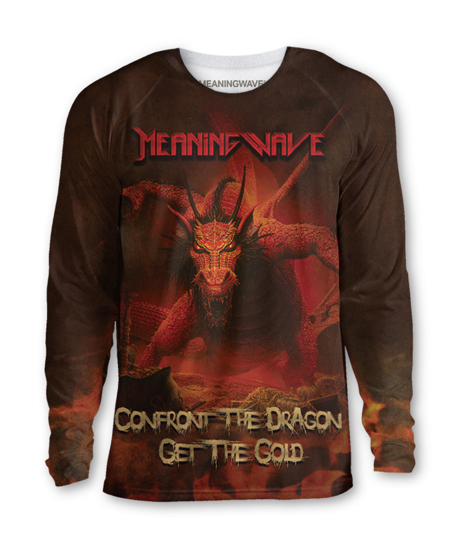 Meaningwave - Confront The Dragon Sweatshirt