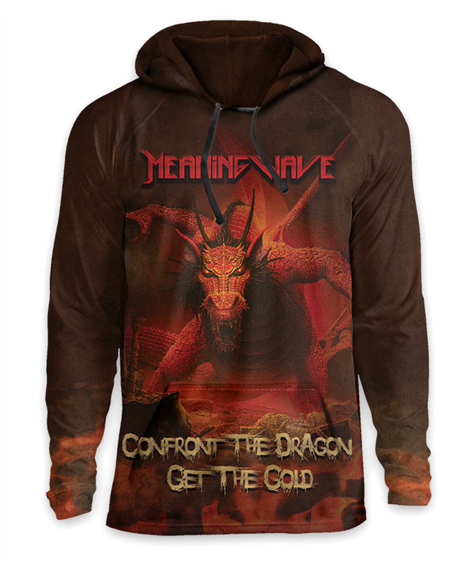Meaningwave - Confront The Dragon Hoodie