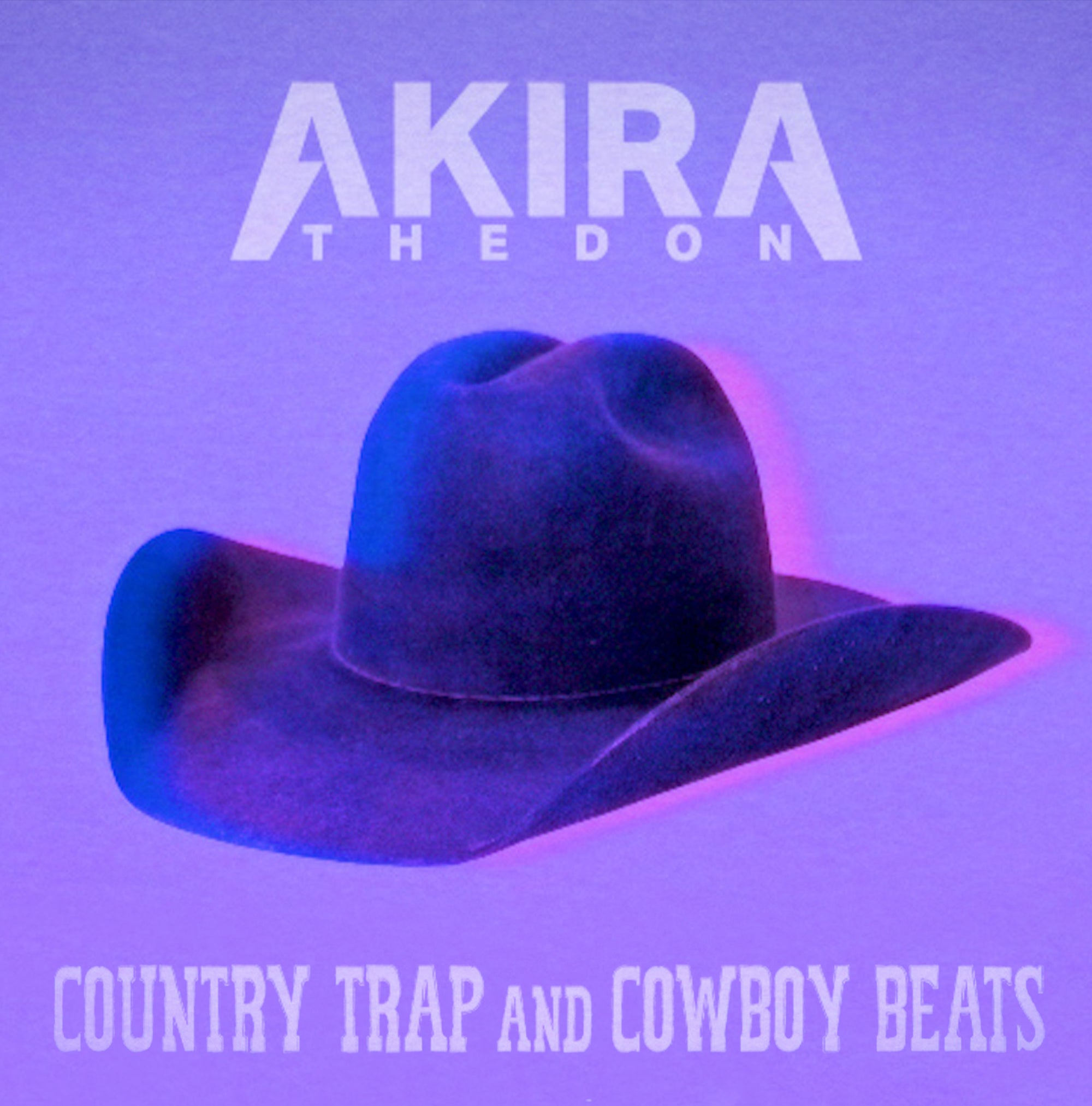COUNTRY TRAP & COWBOY BEATS | Sample Pack & Drum Kit