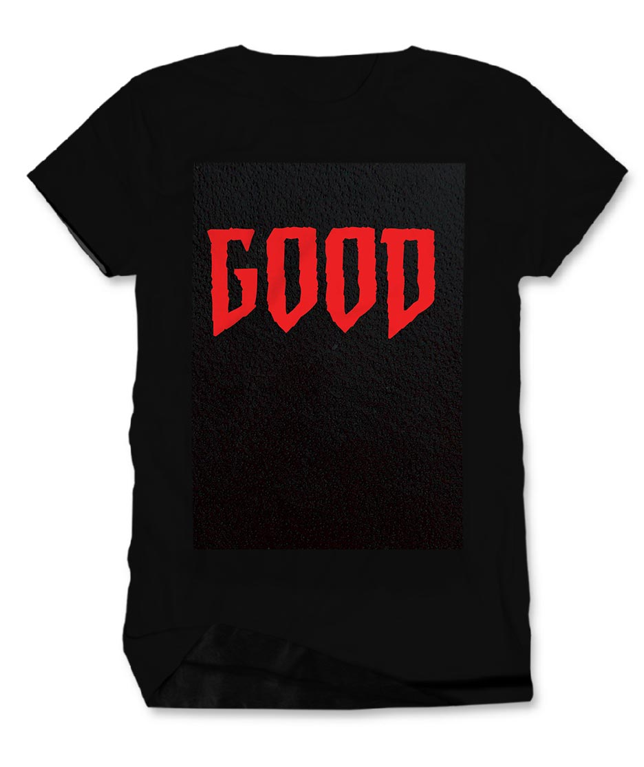 GOOD Men's Cotton T-Shirt