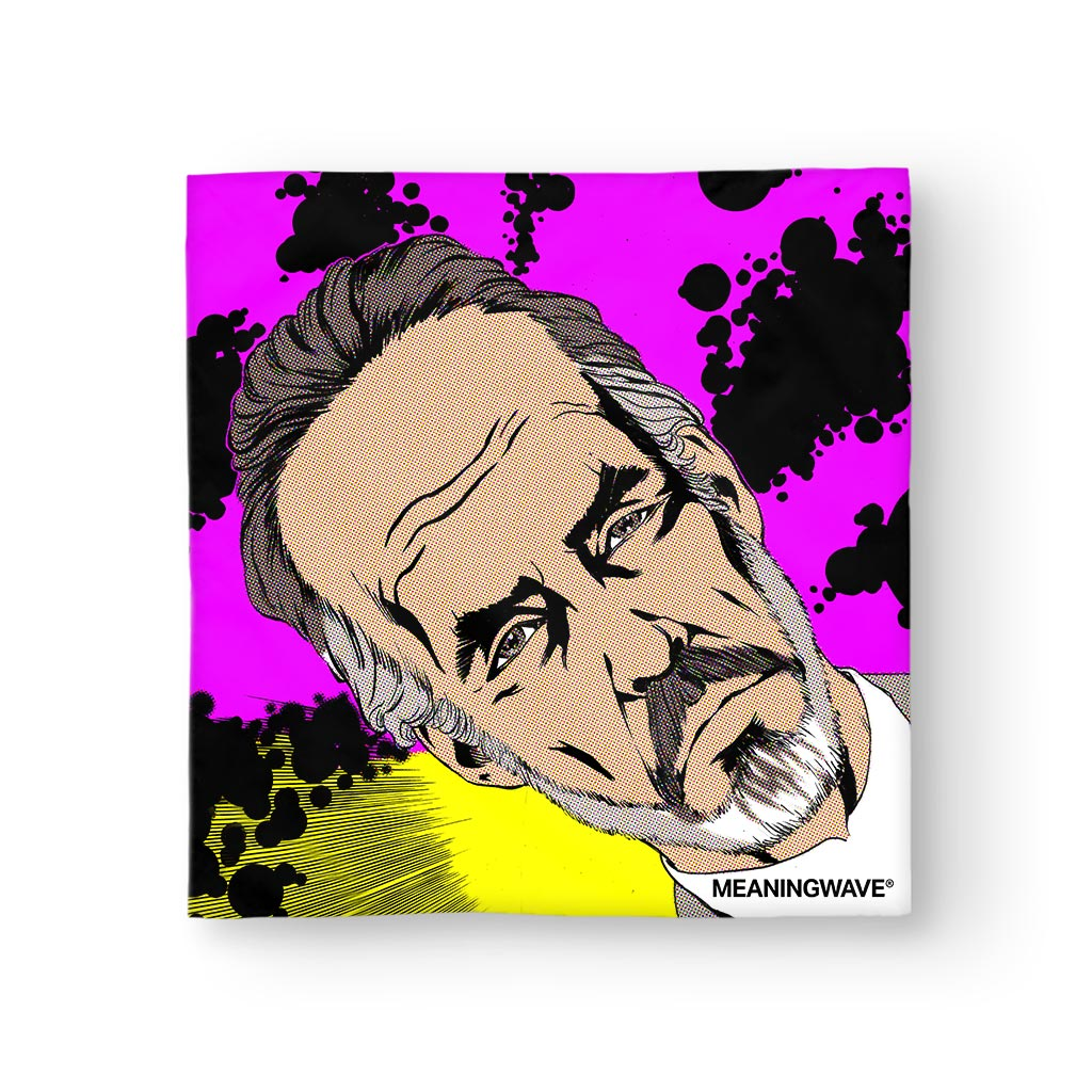 Jordan Peterson JBPWAVE FATHER Bandana