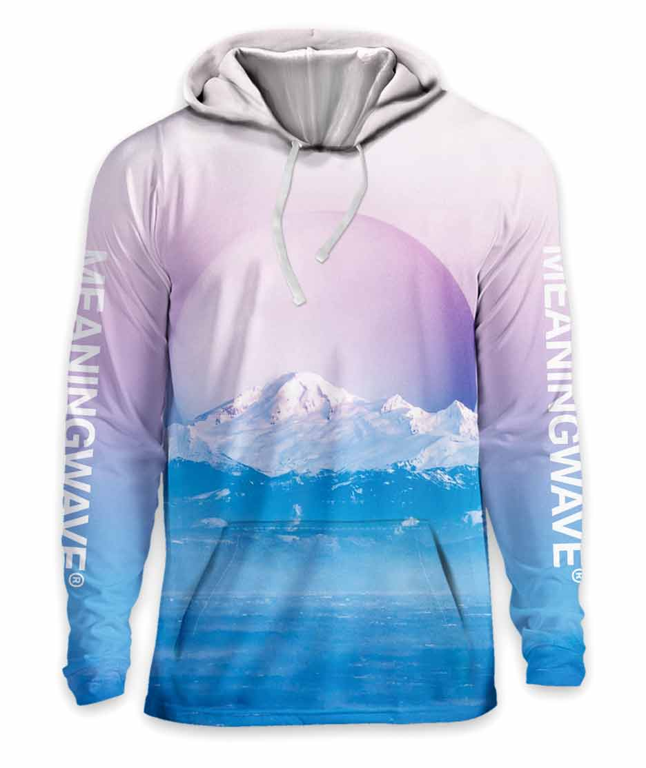 MEANINGWAVE CALM Hoodie