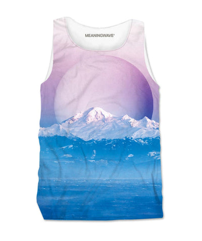 MEANINGWAVE CALM Men's Tank