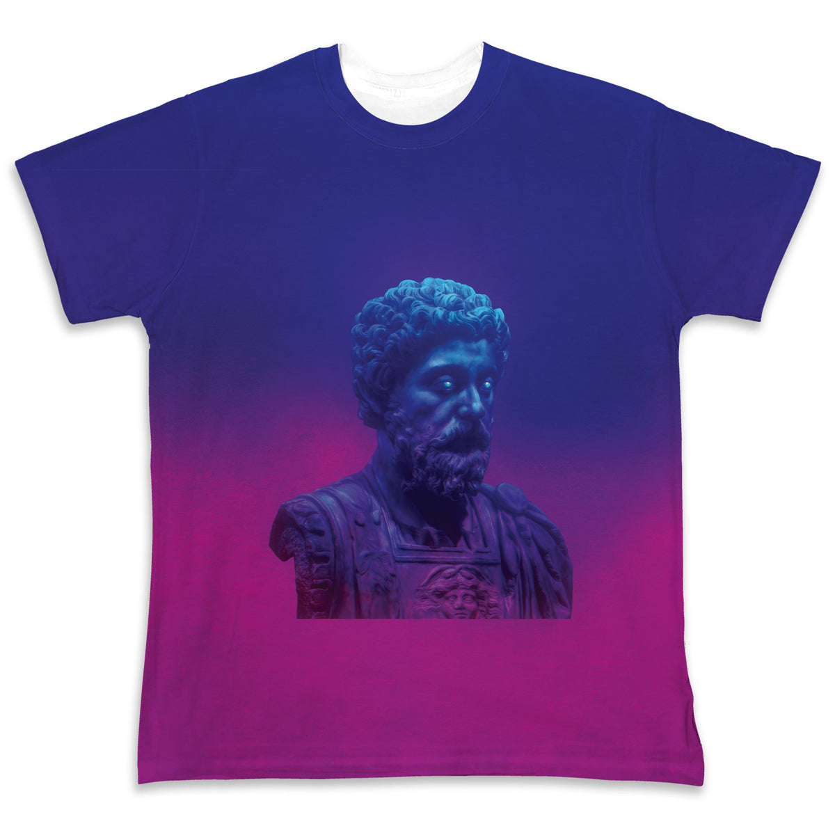 AKIRA THE DON & MARCUS AURELIUS - SELF CONTROL Men's T-Shirt | meaningwave.com